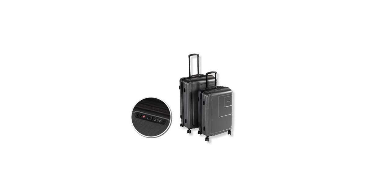 polycarbonat koffer set aldi suisse ab. Black Bedroom Furniture Sets. Home Design Ideas