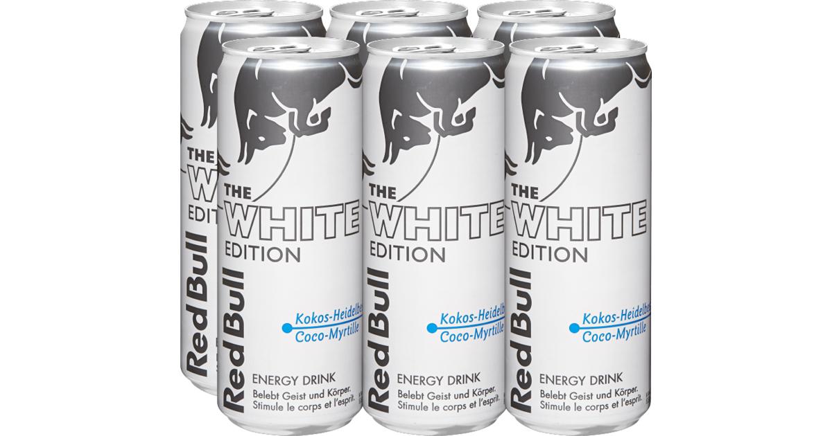 Redbull White