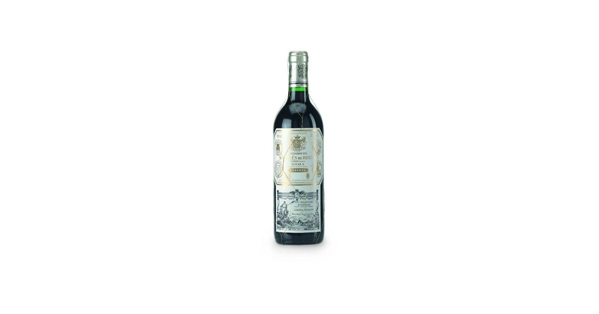 Rioja reserva marques de riscal 28 rabatt spar ab for Marques de riscal rioja