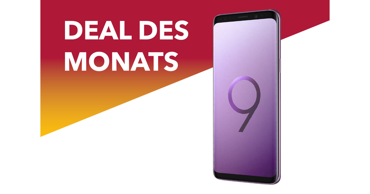 samsung galaxy s9 angebot
