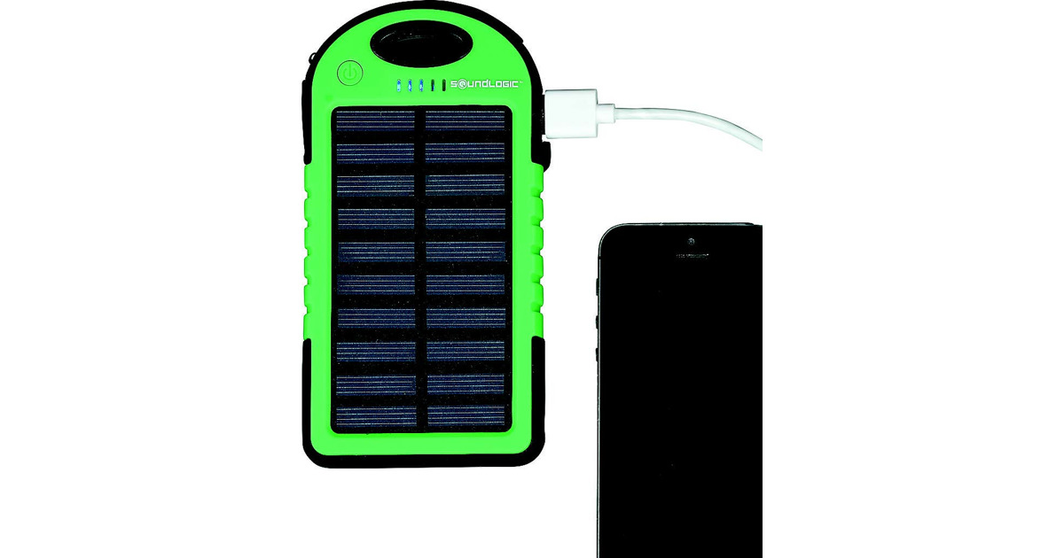 solar powerbank otto 39 s ab. Black Bedroom Furniture Sets. Home Design Ideas