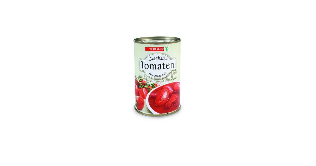 spar tomaten gesch lt gew rfelt 31 rabatt spar ab. Black Bedroom Furniture Sets. Home Design Ideas