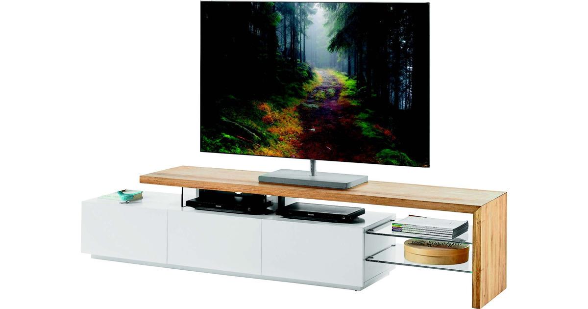 tv m bel alimos eiche massiv 14 rabatt otto 39 s ab. Black Bedroom Furniture Sets. Home Design Ideas