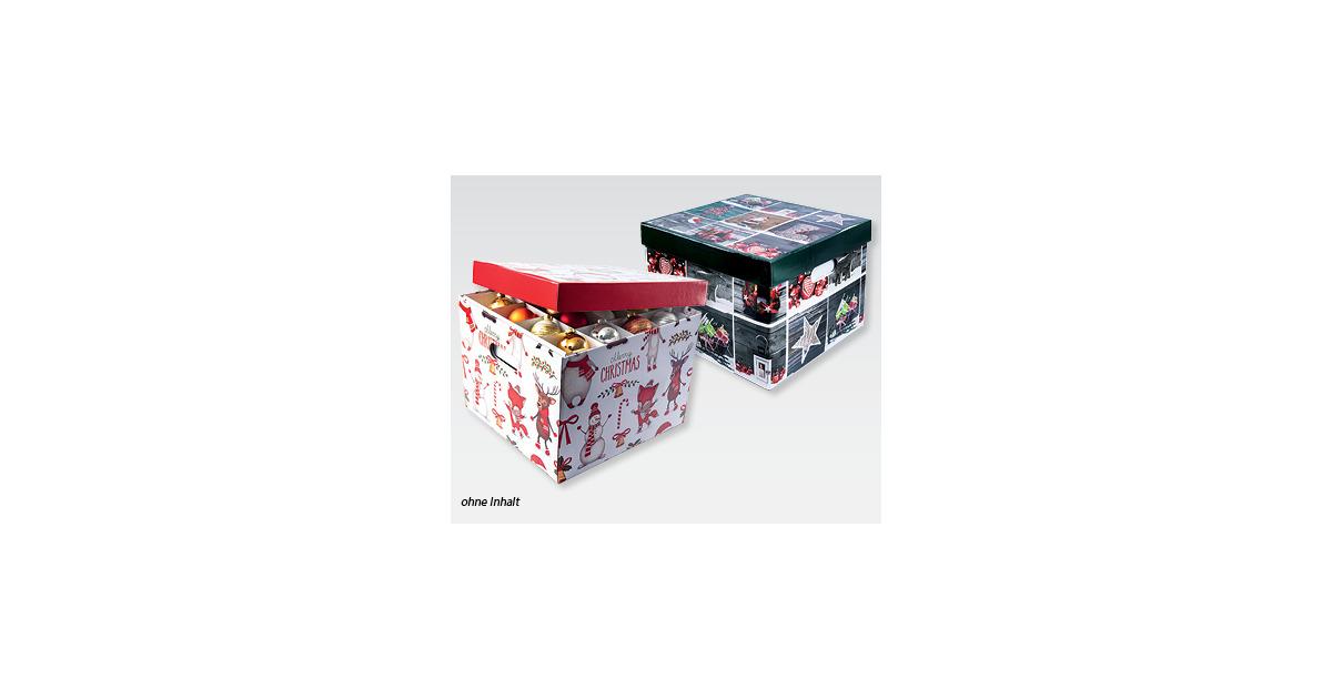 weihnachtskugel box aldi suisse ab. Black Bedroom Furniture Sets. Home Design Ideas