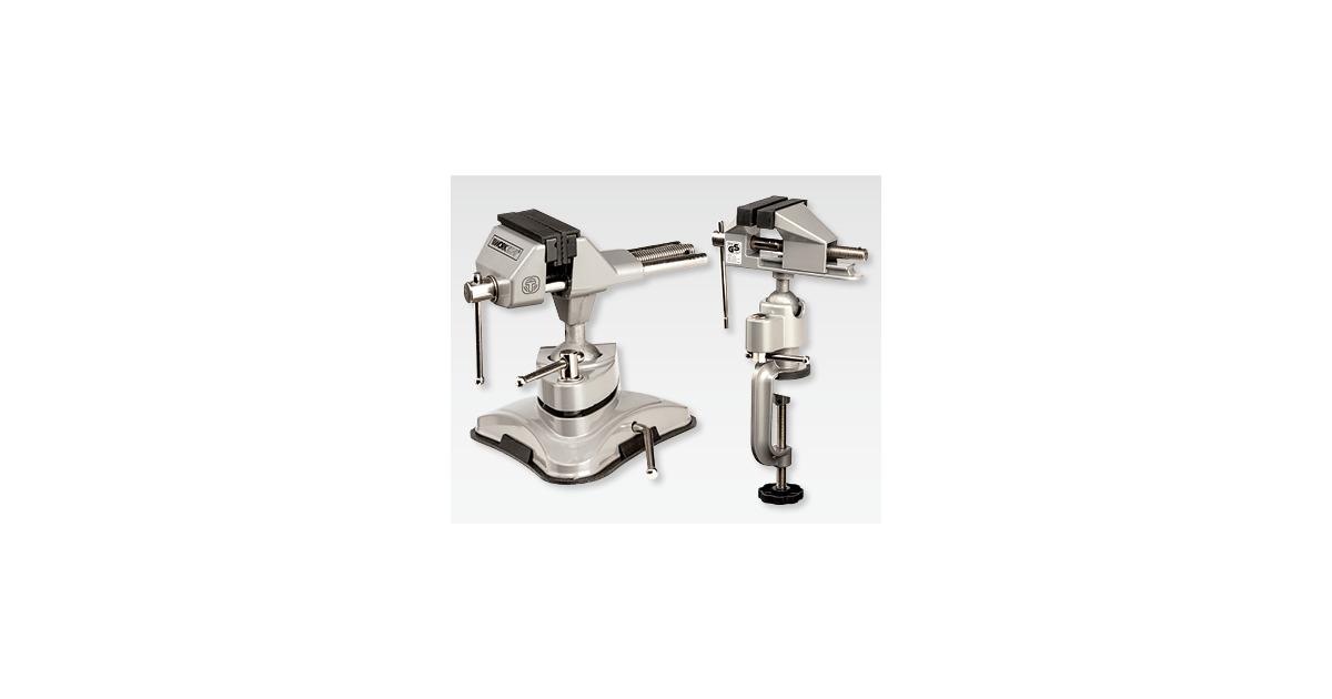 Workzone tisch vakuum schraubstock aldi suisse ab 11 for Design tisch steckdosenleiste aldi